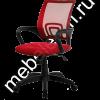 """Офисное кресло """"С-804"""" красное"""