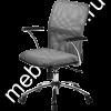 """Офисное кресло """"Форум"""" серое"""