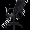 """Офисное кресло """"Менеджер-1"""" черное"""