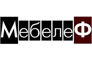 """Логотип мебельной фабрики и интернет-магазина """"Мебелеф"""""""