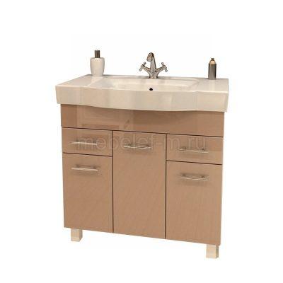 тумба для ванной Мебелеф Д2