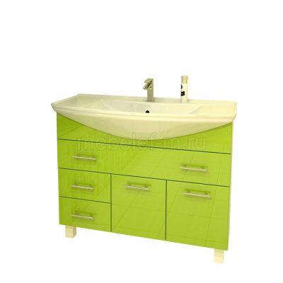 тумба для ванной Мебелеф С3