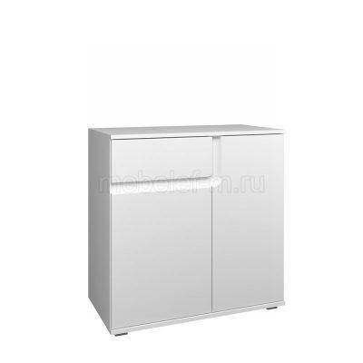 Белый комод Мебелеф 45