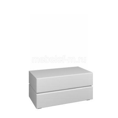 Белый комод Мебелеф 54