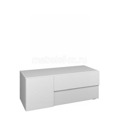 Белый комод Мебелеф 60