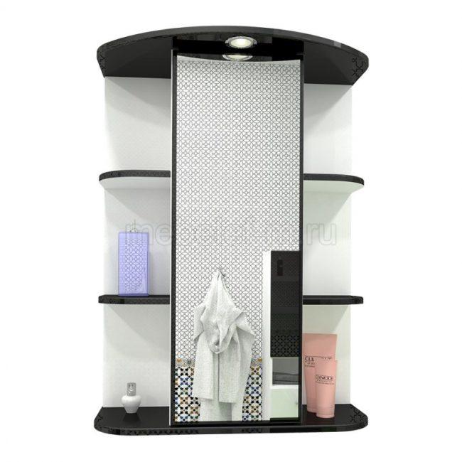 шкафчик для ванной Мебелеф 1