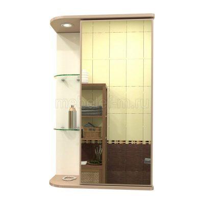 шкафчик для ванной Мебелеф 2