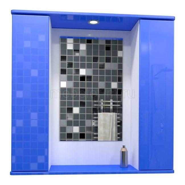 шкафчик для ванной Мебелеф 3