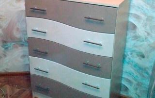 комод с ящиками Мебелеф-12