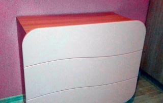 комод в спальню Мебелеф-24