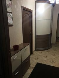 радиусный шкаф-купе Мебелеф-14 в угол
