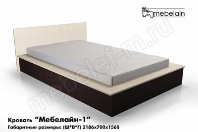 кровать Мебелайн-1