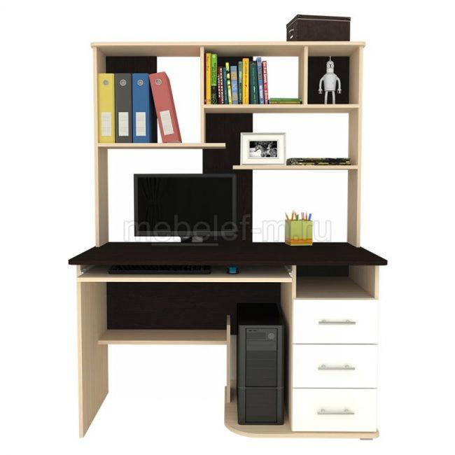 компьютерный стол Мебелеф 15