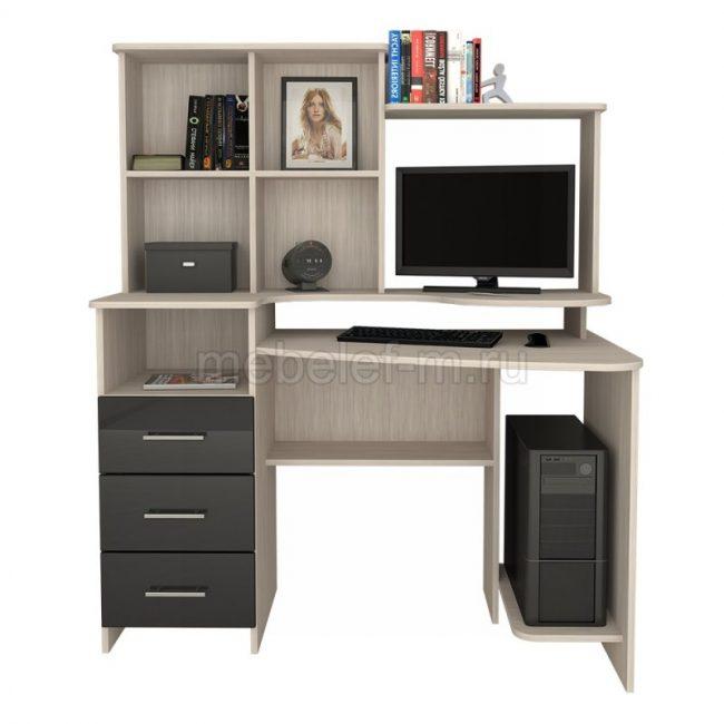 компьютерный стол Мебелеф 16