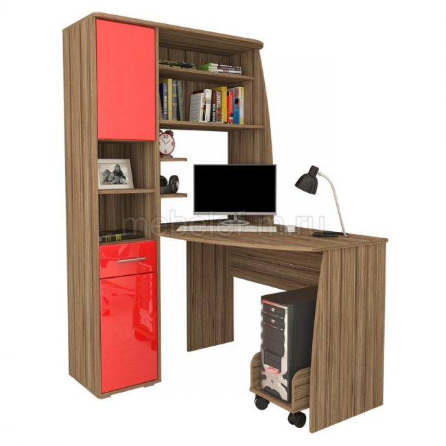 компьютерный стол Мебелеф 17