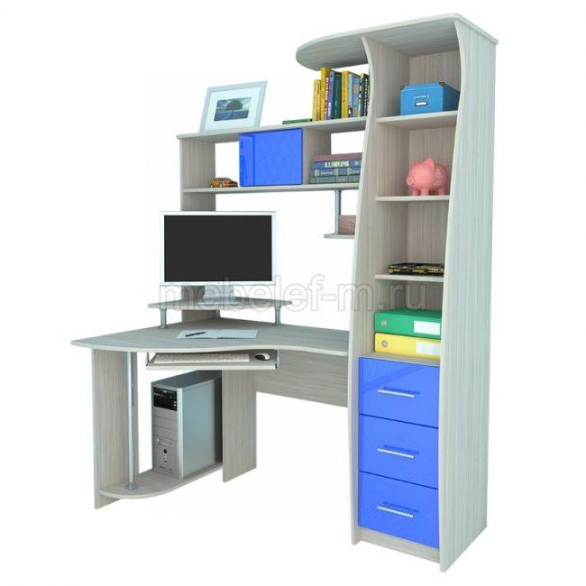 компьютерный стол Мебелеф 21