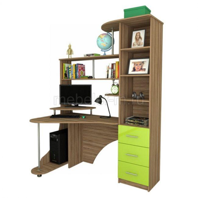 компьютерный стол Мебелеф 22