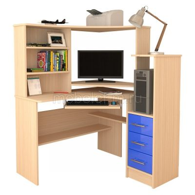 компьютерный стол Мебелеф 27