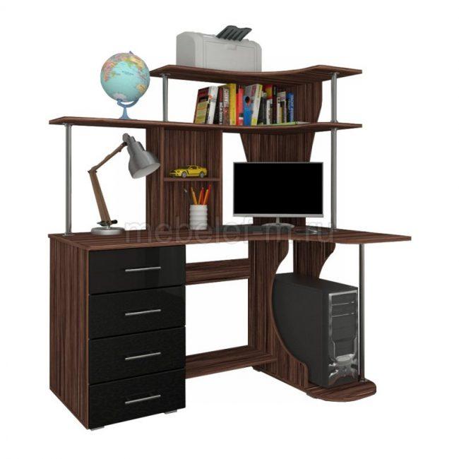 компьютерный стол Мебелеф 3