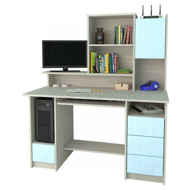 компьютерный стол Мебелеф 33