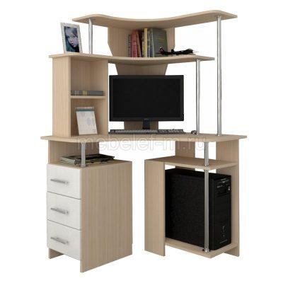 компьютерный стол Мебелеф 4
