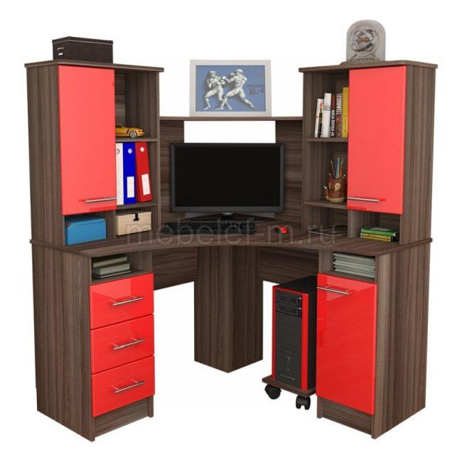 компьютерный стол Мебелеф 41