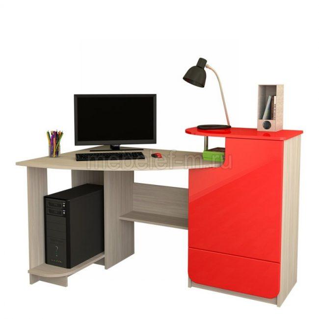 компьютерный стол Мебелеф 42