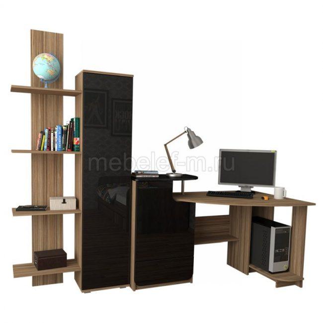 компьютерный стол Мебелеф 43
