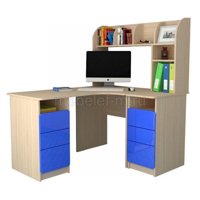 компьютерный стол Мебелеф 48