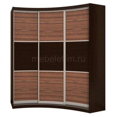 радиусный шкаф купе Мебелеф 16
