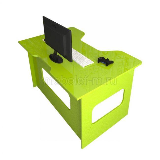 стол для геймера Мебелеф 2