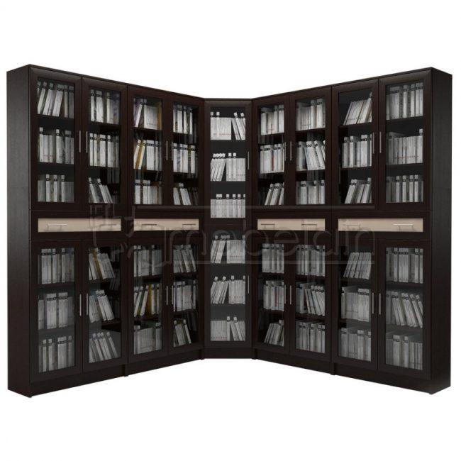 Библиотека Мебелайн 24