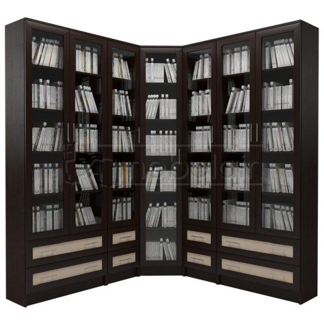 Библиотека Мебелайн 40