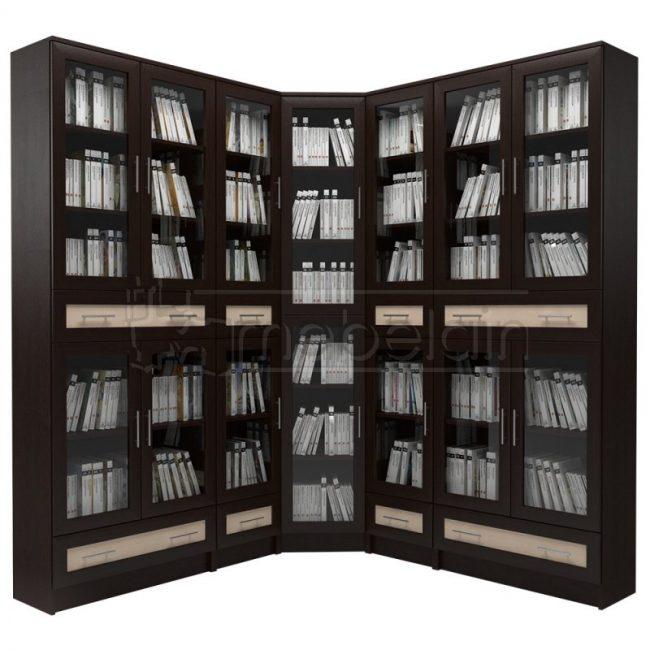 Библиотека Мебелайн 48