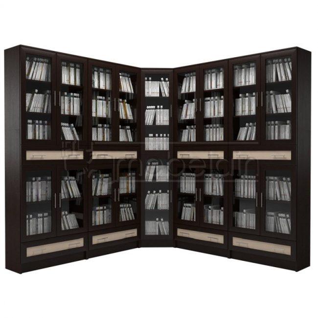 Библиотека Мебелайн 49