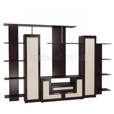 Стенка в гостиную Мебелайн 3