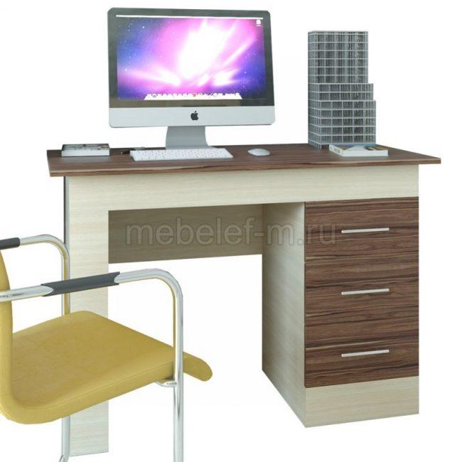 письменный стол Мебелеф 2