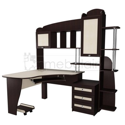 стол для компьютера Мебелайн 12