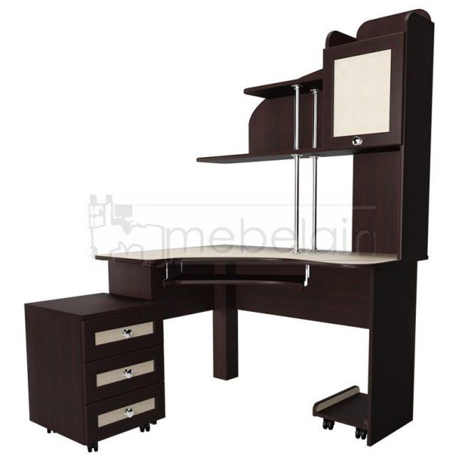 стол для компьютера Мебелайн 14