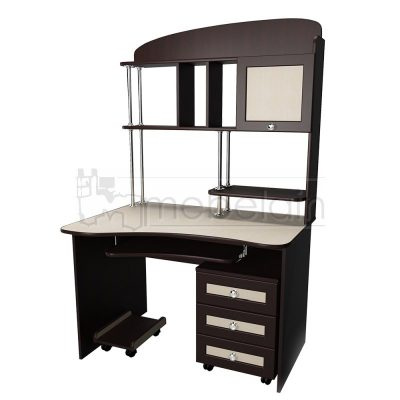 стол для компьютера Мебелайн 16