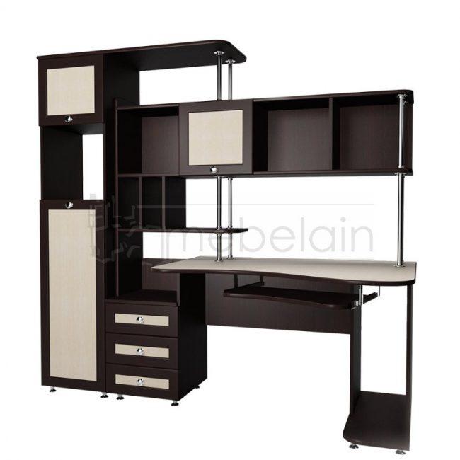 стол для компьютера Мебелайн 17