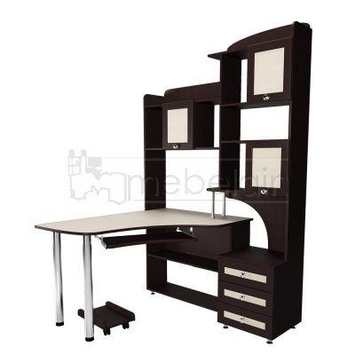 стол для компьютера Мебелайн 19