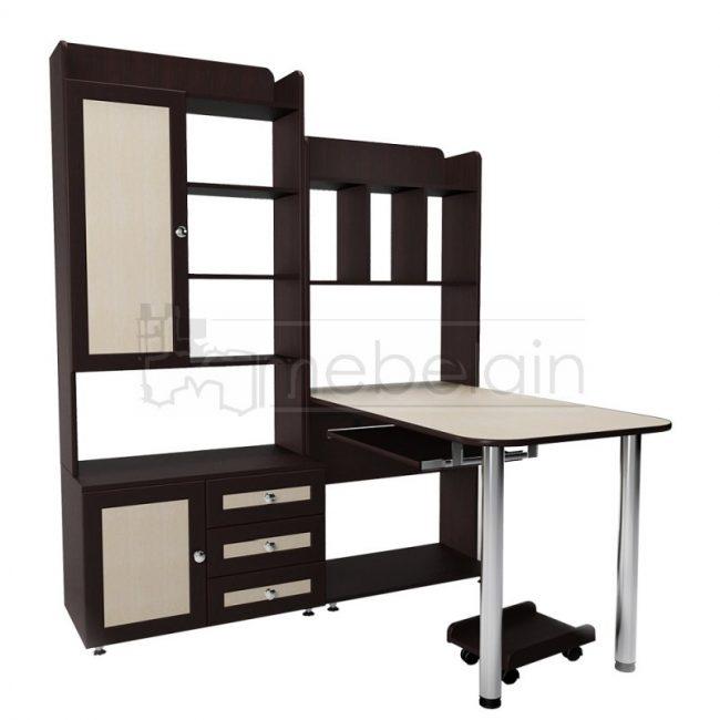стол для компьютера Мебелайн 20