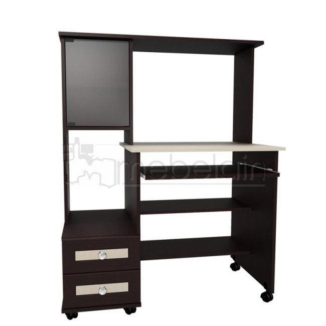 стол для компьютера Мебелайн 27