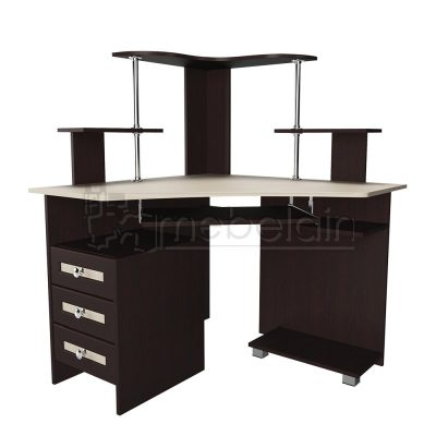 стол для компьютера Мебелайн 34
