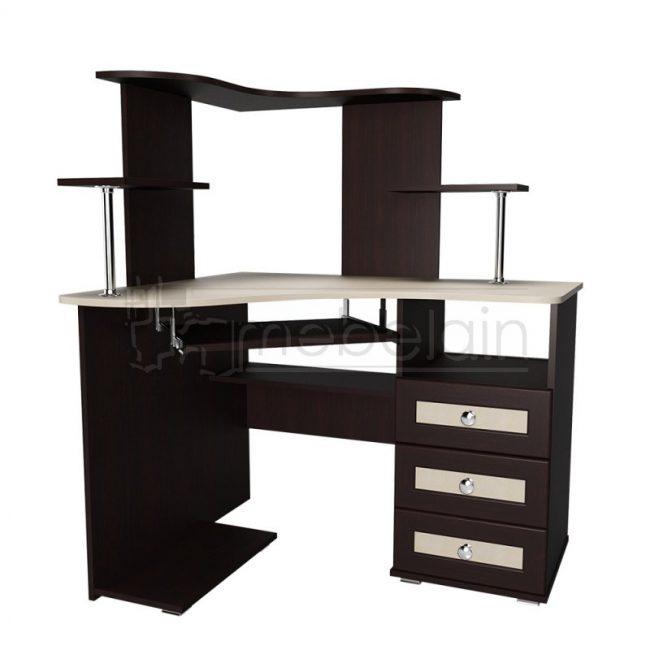 стол для компьютера Мебелайн 35
