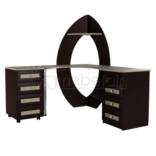 стол для компьютера Мебелайн 43