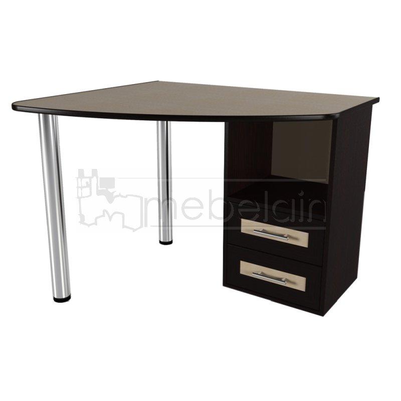 Стол для компьютера Мебелайн-49 купить по цене 6060 руб. в интернет-магазине Мебелеф Москва