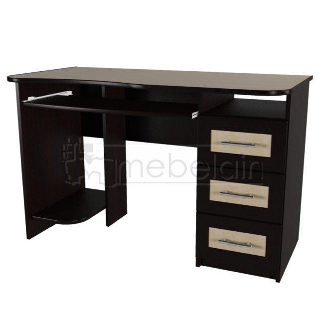 стол для компьютера Мебелайн 52