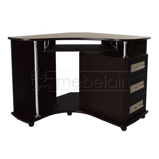стол для компьютера Мебелайн 58